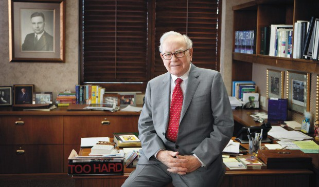 Libros sobre Warren Buffet