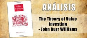 Análisis de The Theory of Value Investing